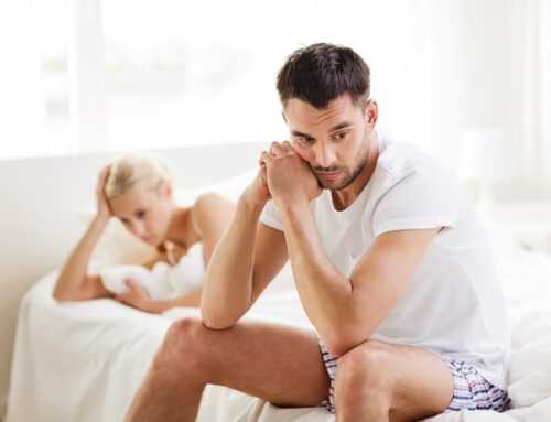 Can't get hard? Overworking might be giving you erectile dysfunction